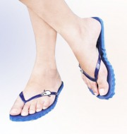 Ladies Casual FlipFlops(Blue)