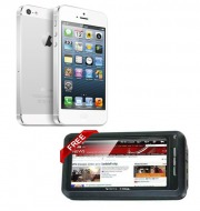 Contest - Apple Iphone 5 with free BSNL Penta T-Pad IS701R :Pay & get a chance to win